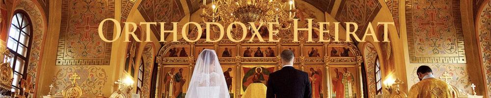 Orthodoxe Heirat